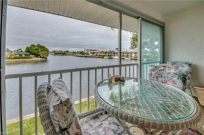 Cape Coral, North Fort Myers, Fort Myers Condo/Townhouse For Sale: 1829 SE 41st St #2H