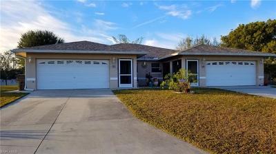 Lehigh Acres FL Multi Family Home For Sale: $310,000