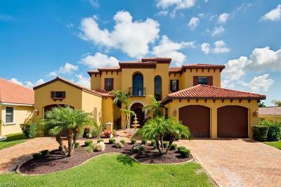 Cape Coral FL Single Family Home For Sale: $1,350,000
