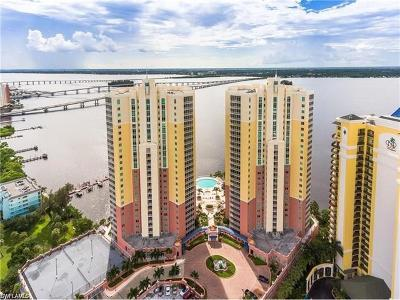 Fort Myers Condo/Townhouse For Sale: 2743 1st St #1206
