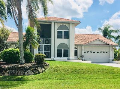 Cape Coral Single Family Home For Sale: 1804 SW 48th Ter
