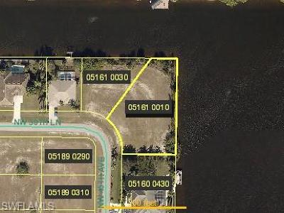 Bonita Springs, Cape Coral, Estero, Fort Myers, Fort Myers Beach, Marco Island, Naples, Sanibel, Captiva Residential Lots & Land For Sale: 2853 NW 45th Ave
