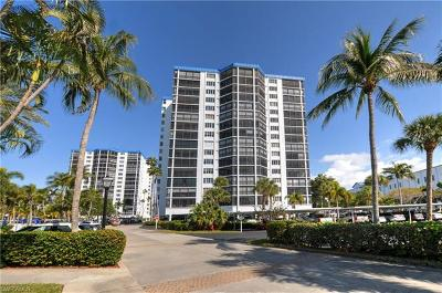 Fort Myers Beach Condo/Townhouse For Sale: 4745 Estero Blvd #103