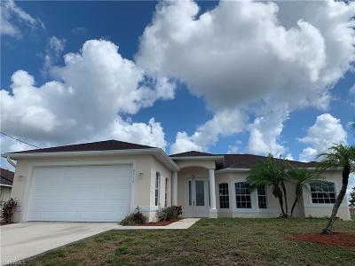 Lehigh Acres Single Family Home Pending With Contingencies: 4916 Beauty St
