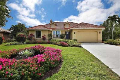 Bonita Springs, Cape Coral, Estero, Fort Myers, Fort Myers Beach, Lehigh Acres, Marco Island, Naples, Sanibel, Captiva Single Family Home For Sale: 14939 Caleb Dr