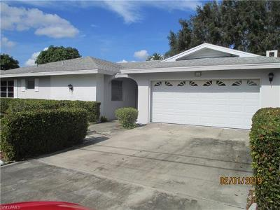 Cape Coral Single Family Home For Sale: 821 Lucerne Pky
