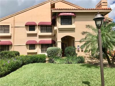 Fort Myers Condo/Townhouse For Sale: 16410 Fairway Woods Dr #404