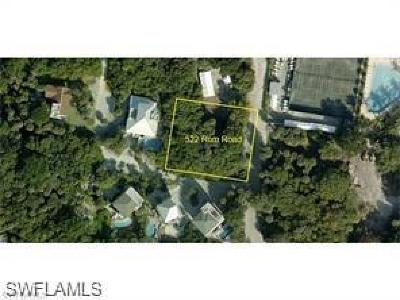 Captiva Residential Lots & Land For Sale: 522 Rum Rd