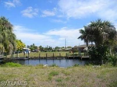 Cape Coral Residential Lots & Land For Sale: 5117 Avalon Dr