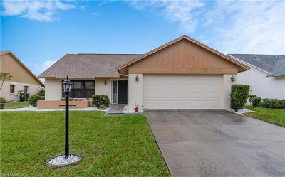 Fort Myers Single Family Home For Sale: 11861 Caravel Cir