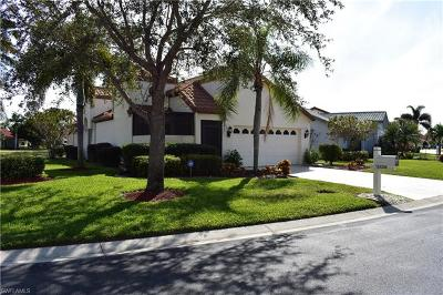Fort Myers Single Family Home For Sale: 13246 Oak Hill Loop