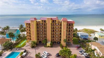 Fort Myers Beach Condo/Townhouse For Sale: 600 Estero Blvd #304