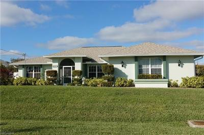 Cape Coral Single Family Home For Sale: 205 SW 43rd Ln