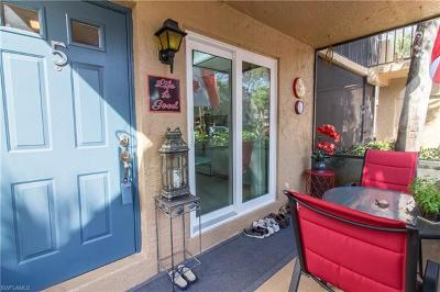 Naples Condo/Townhouse For Sale: 4180 Looking Glass Ln #4105