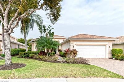 Estero Single Family Home For Sale: 19612 Maddelena Cir