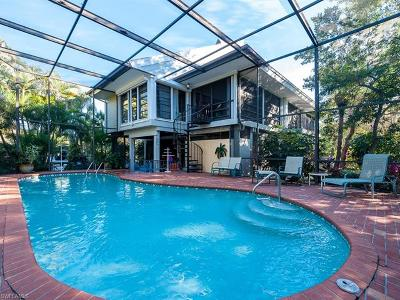 Sanibel Single Family Home For Sale: 1717 Venus Dr