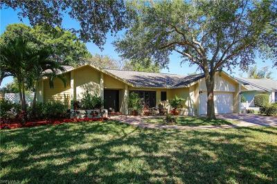 Single Family Home For Sale: 15878 Gleneagle Ct