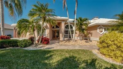 Cape Coral Single Family Home For Sale: 11915 King James Ct