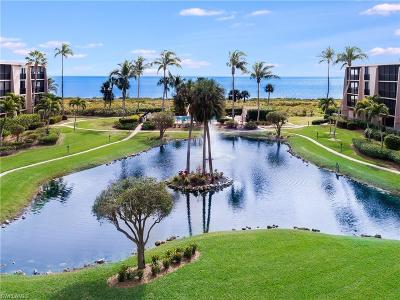 Sanibel Condo/Townhouse For Sale: 1401 Middle Gulf Dr #P203