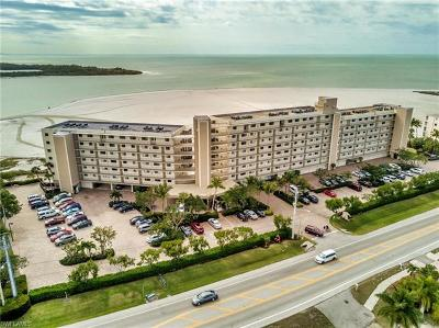 Fort Myers Beach Condo/Townhouse For Sale: 8350 Estero Blvd #125