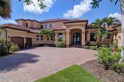 Cape Coral, Fort Myers Single Family Home For Sale: 4951 Triton Ct W