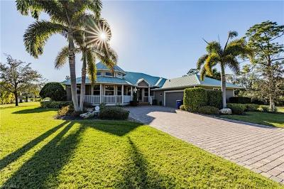 Fort Myers Single Family Home For Sale: 4620 Pine Level Way