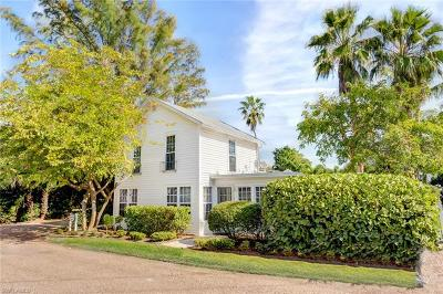 Captiva Single Family Home For Sale: 14981 Binder Dr