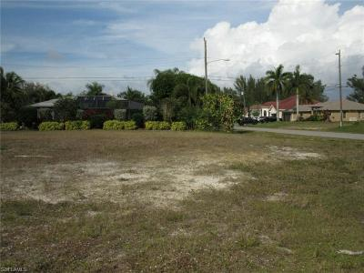 Cape Coral Residential Lots & Land For Sale: 831 SW 23rd St