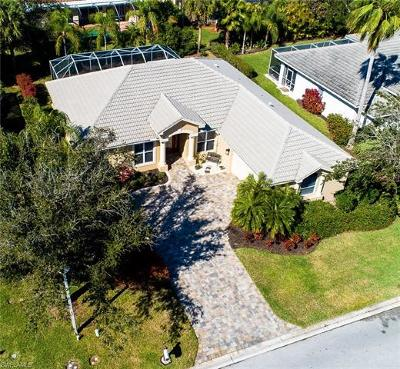 Fort Myers Single Family Home For Sale: 11959 Cypress Links Dr