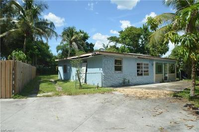 Fort Myers Multi Family Home For Sale: 5141 Atlanta Ave
