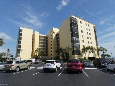 Fort Myers Beach Condo/Townhouse For Sale: 400 Lenell Rd #309