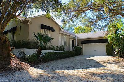 Sanibel Single Family Home For Sale: 405 Tiree Cir