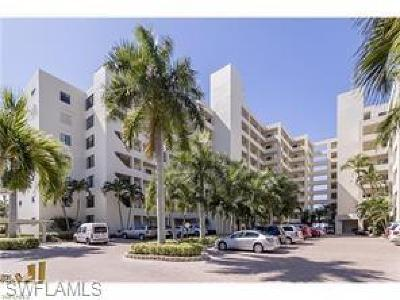 Fort Myers Beach Condo/Townhouse For Sale: 6670 Estero Blvd #A505