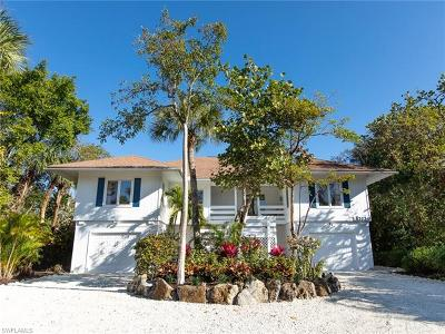Sanibel Single Family Home For Sale: 5303 Umbrella Pool Rd