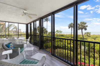 Sanibel Condo/Townhouse For Sale: 2929 W Gulf Dr #103