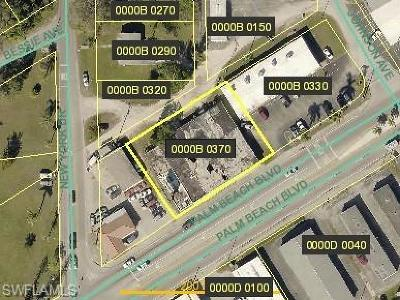 Fort Myers Commercial For Sale: 4505 Palm Beach Blvd