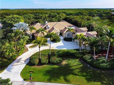 Sanibel Single Family Home For Sale: 2284 Troon Ct