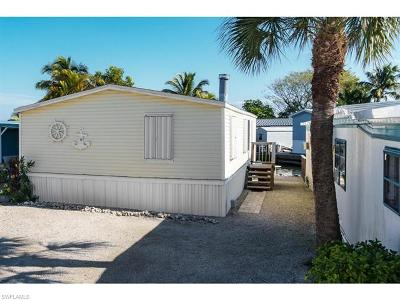 Fort Myers Beach Condo/Townhouse For Sale: 70 Emily Ln