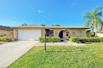 Fort Myers Single Family Home For Sale: 1738 Whiskey Creek Dr
