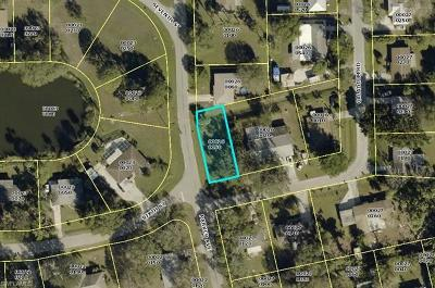 Fort Myers Residential Lots & Land For Sale: 2331 Caladium Rd