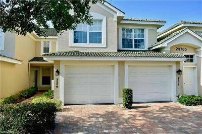 Estero Condo/Townhouse For Sale: 23765 Clear Spring Ct #2506