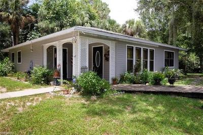 North Fort Myers Single Family Home For Sale: 10951 Ruden Rd