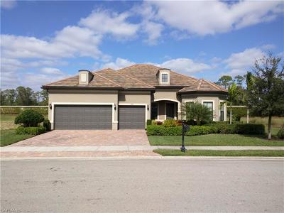 Estero Single Family Home For Sale: 14021 Fenwood Ct