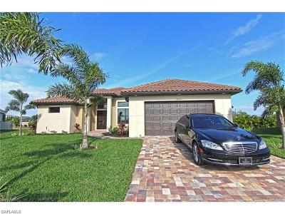 Cape Coral FL Single Family Home For Sale: $449,500