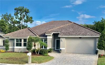 Fort Myers Single Family Home For Sale: 9820 Capstan Ct