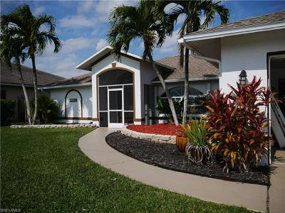 Cape Coral Single Family Home For Sale: 2305 SW 53rd Ter