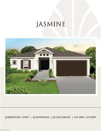 Immokalee Single Family Home For Sale: 1058 Jackson Ct