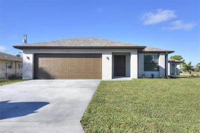 Cape Coral Multi Family Home For Sale: 102/104 SE 4th Pl