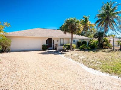 Sanibel Single Family Home For Sale: 718 Durion Ct
