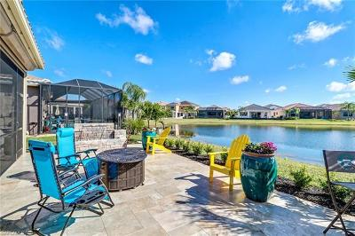 Fort Myers Single Family Home For Sale: 11689 Kati Falls Ln